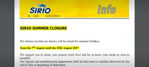 INFO-SIRIO-n.132---Summer-Closure